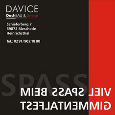 DAVICE – Gimmental 2006